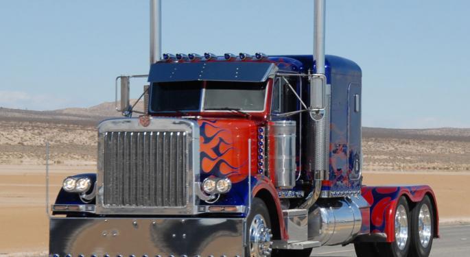 Truckload Estimates Lower, Sentiment Higher