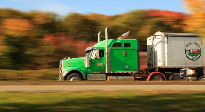 Transportation: Strong Contract Pricing For Van, Reefer To Continue