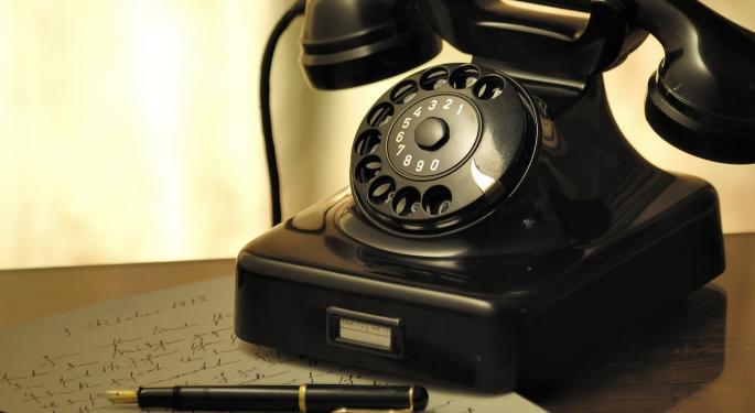 Dial Up This Telecom ETF