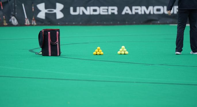 Under Armour Is Investigated For Accounting Fraud