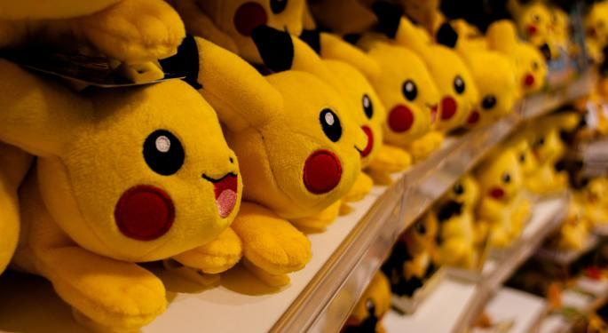 Pokemon GO Catches $200 Million In First Month