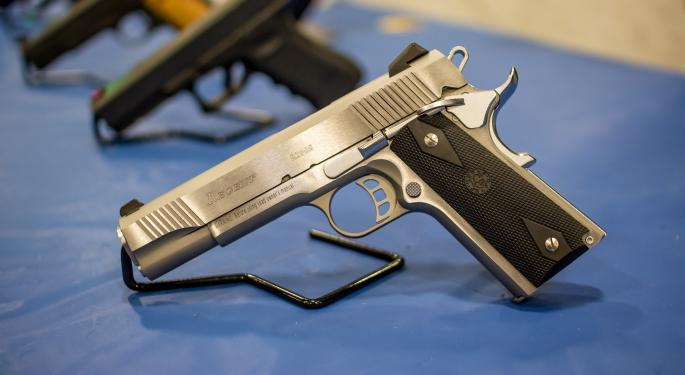 With One Month Left To Report, U.S. Has Already Set Annual Firearm Background Checks Record