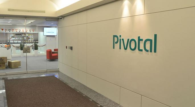 Sell-Side Convinced Of Pivotal Software's Fundamentals In Wake Of Q3 Beat