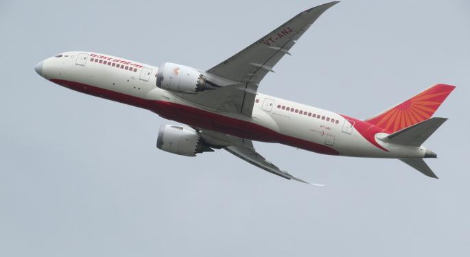 Government Lays Groundwork For Air India Sale