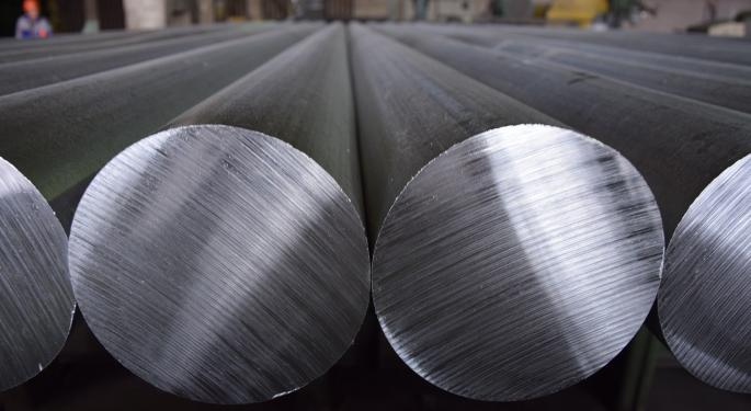 A Tariff Winner: Century Aluminum Upgraded By Cowen On 'Positive Outlook'