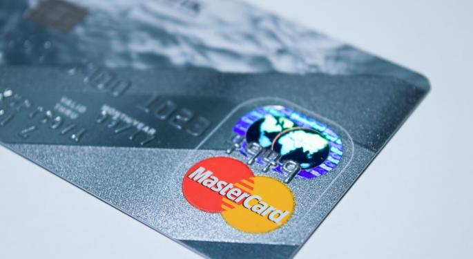 Mastercard Manages To Beat Both Top And Bottom Line Estimates