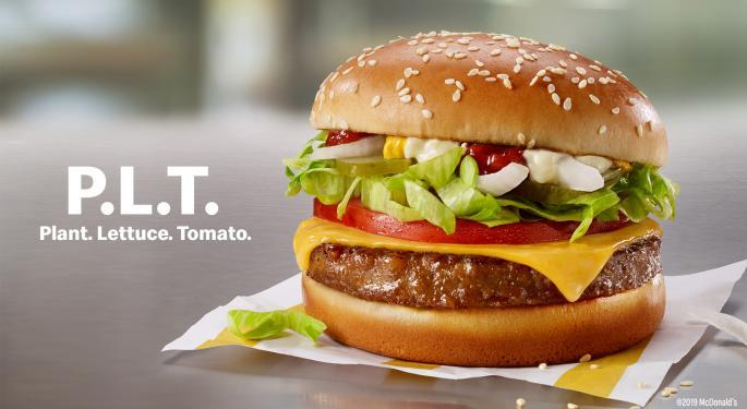 A McDonald's Analyst On The Chain's Meatless Prospects