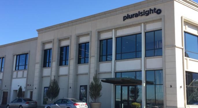 Pluralsight Analyst: Online Education Company Could Sustain 30% Growth In Near-Term