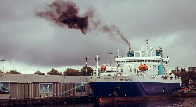 Zero-Carbon Shipping Will Double Freight Rates