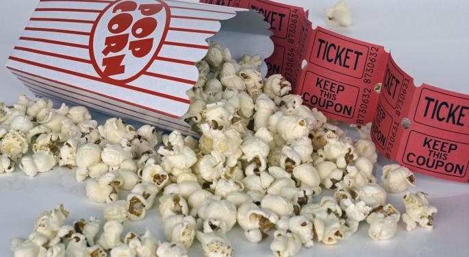 Why Dalian Wanda, National CineMedia Led Barclays To Downgrade AMC Entertainment