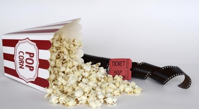 Bank Of America Downgrades AMC Entertainment, Says Stock 'Feeling A Little Frozen'