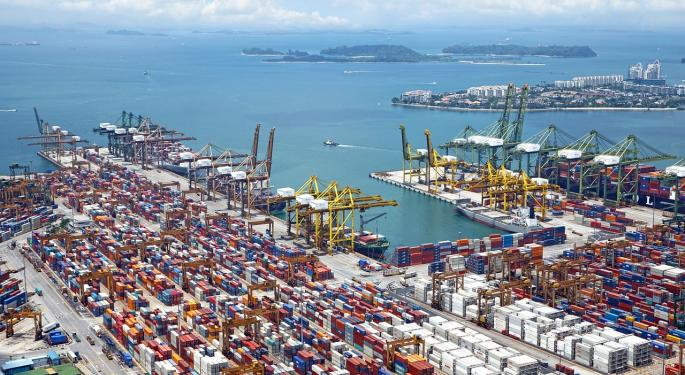 COSCO SHIPPING Q3 Operating Profit More Than Doubles