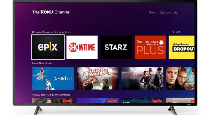 Roku Shares Soar After Q4 Earnings Beat; Streaming Device Maker Eyes $1B In 2019 Revenue