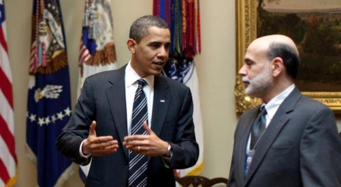 This Day In Market History: Ben Bernanke Takes Over As Fed Chair