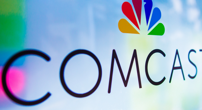 Street Cheers Comcast's Q4 Earnings Beat