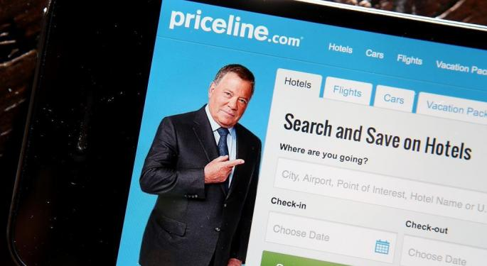 Priceline Powers Internet ETFs