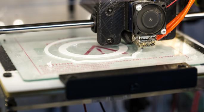 3D Printing ETF Can Print A Rebound