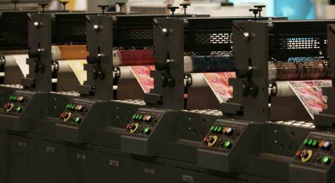 Buckingham: Quad/Graphics Is The 'Clear Best Of Breed' In Commercial Print