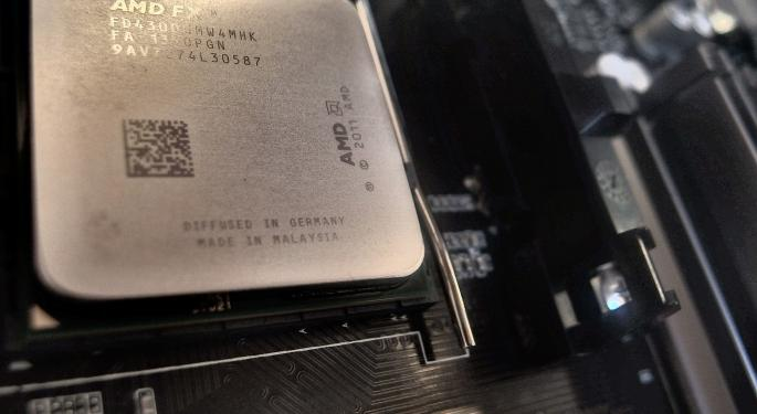 Ethereum Mining Competition Turns Susquehanna Bearish On AMD