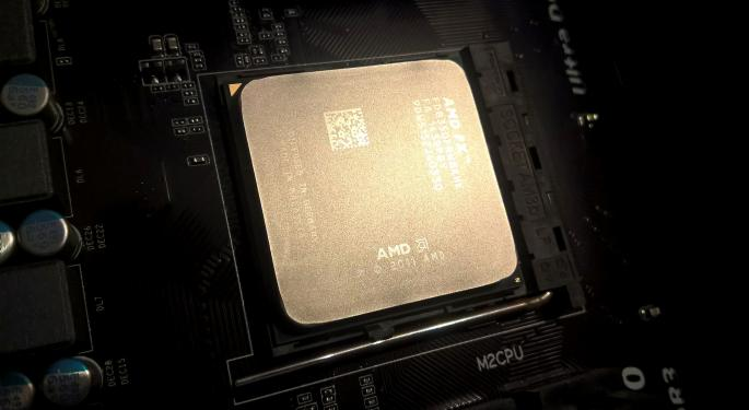 4 Reasons Wedbush Sees More Room For AMD's Stock To Run