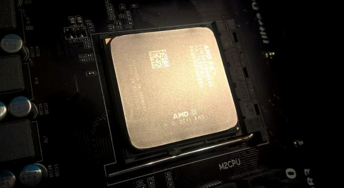 AMD, Marvell Gain Semiconductor Share In Q3