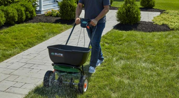 Scotts Miracle-Gro Analyst Sees Tougher Setup For Second Half Of 2019