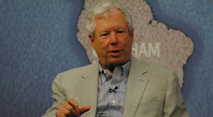 Richard Thaler Is The 2017 Winner Of The Nobel Memorial Prize In Economic Sciences