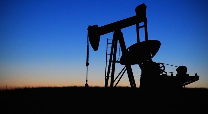 Talking Technicals On This Energy ETF