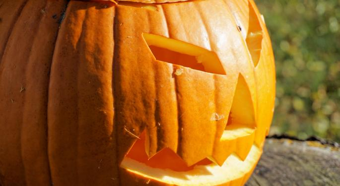 Halloween Is The Day 'Sell In May And Go Away' Investors Come Back To Life