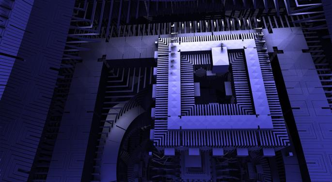 This Quantum Computing ETF Is Crushing Broader Benchmarks