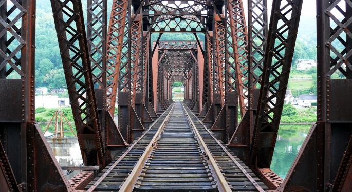 First Quarter Rail Headcount Bucks Downward Trend