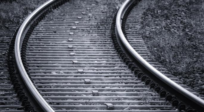 US Rail Volumes Still Sluggish
