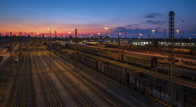 Ride A Rally In Rail With This Transportation ETF