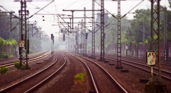 European Transport Authorities Seek Shift Of Cargo From Road To Rail