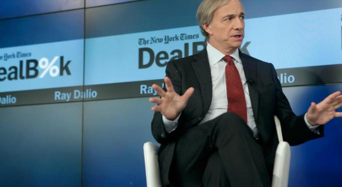 Ray Dalio On China: Over The Next 3 Years The Country Could See A Drag On Growth Of 0%-4%
