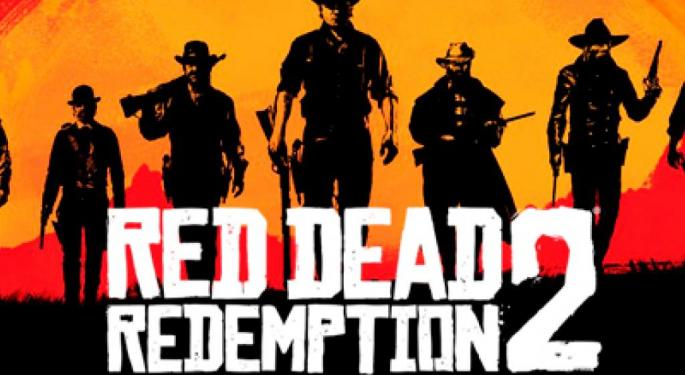 Take-Two Delays 'Red Dead Redemption 2,' But Analysts Remain Optimistic