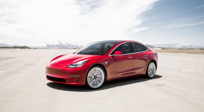 Tesla Prices 2.65M-Share Offering At $767