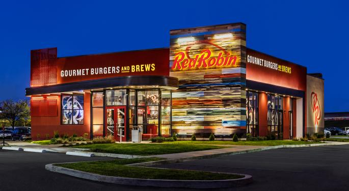 Red Robin Burgers Is 'Ready To Fly,' Analyst Says In Upgrade