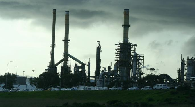 A Test For The Refiners ETF