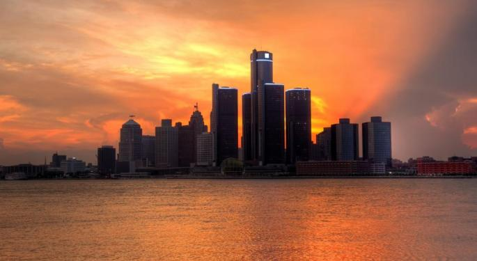 Meet The Man Looking To Change The Face Of The Detroit Startup Scene