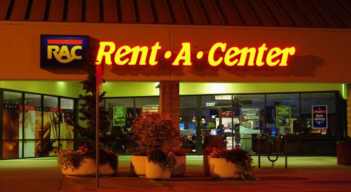 Rent-A-Center Board Approves Sale To Vintage Capital
