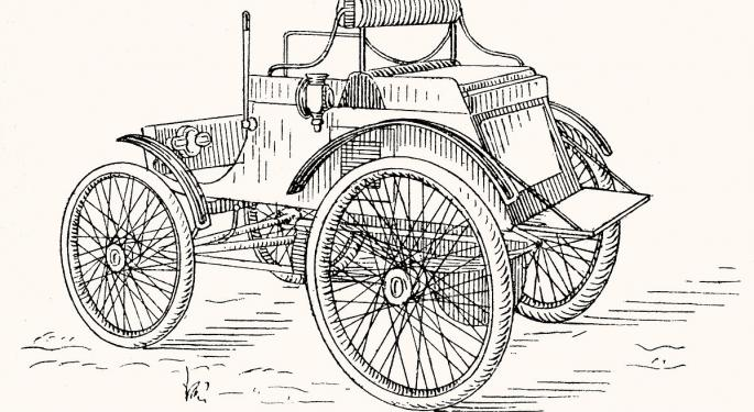 This Day In Market History: Electric Car Wins First U.S. Auto Race