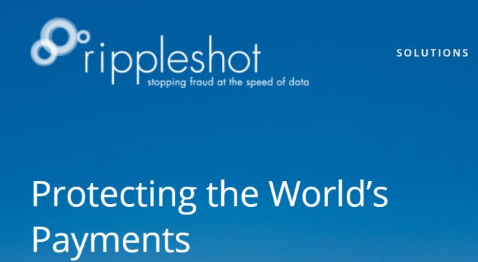 Rippleshot: Machine Learning Firm Using Analytics To Detect Data Breaches