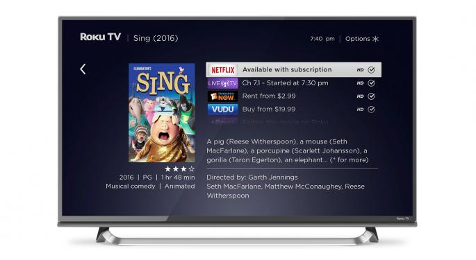Roku CFO: We've Been Successfully Competing With Apple, Amazon For Years