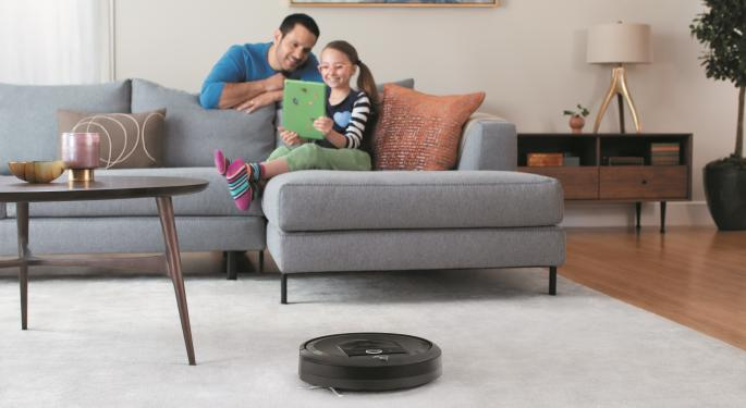Roomba Maker iRobot No Longer A Buy After 2018 Rally, Tariff Worries, Piper Jaffray Says In Downgrade