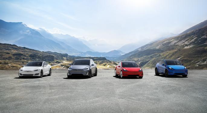 A Snapshot Of Tesla's 'S3XY' Models