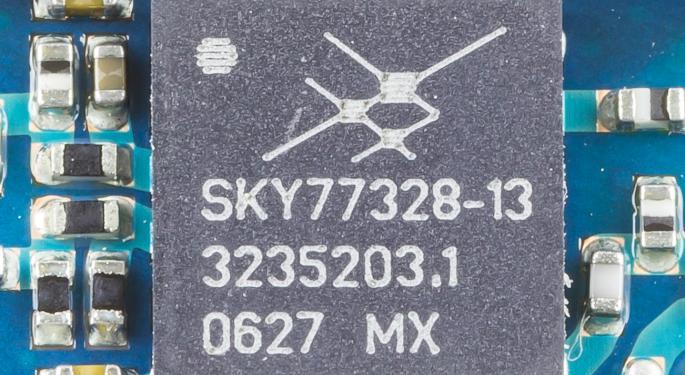 5G Will Mean Plenty Of Blue Sky For Skyworks