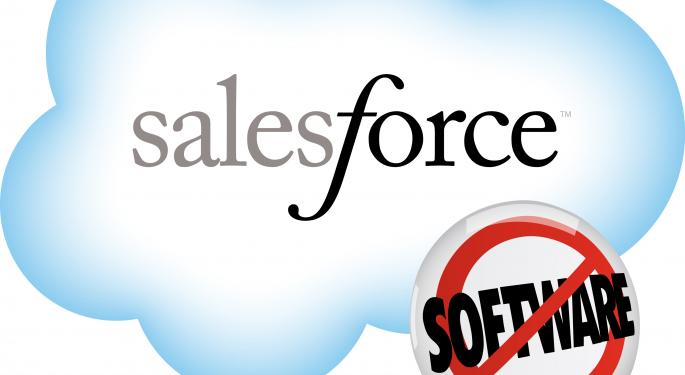 Salesforce's Sell-Side Earnings Roundup