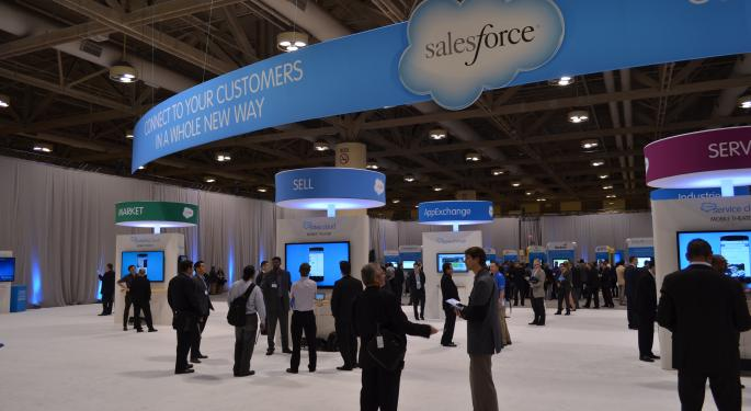 For Salesforce, The Sum Is Worth More Than The Parts