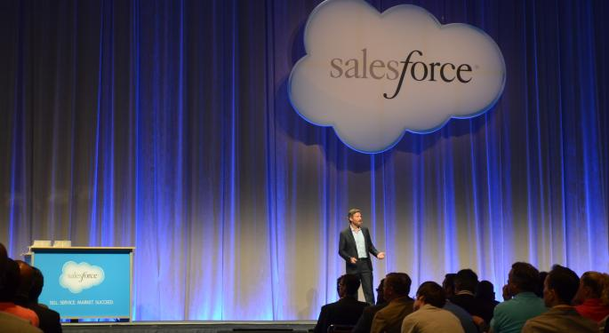 2 Salesforce Q1 Initiatives Warmly Received By Customers